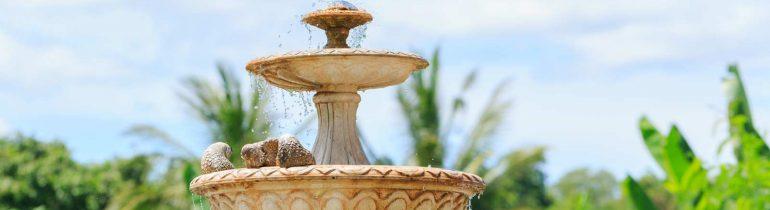 Lavelli e fontane
