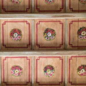 Soffitti dipinti - Antichi Manufatti