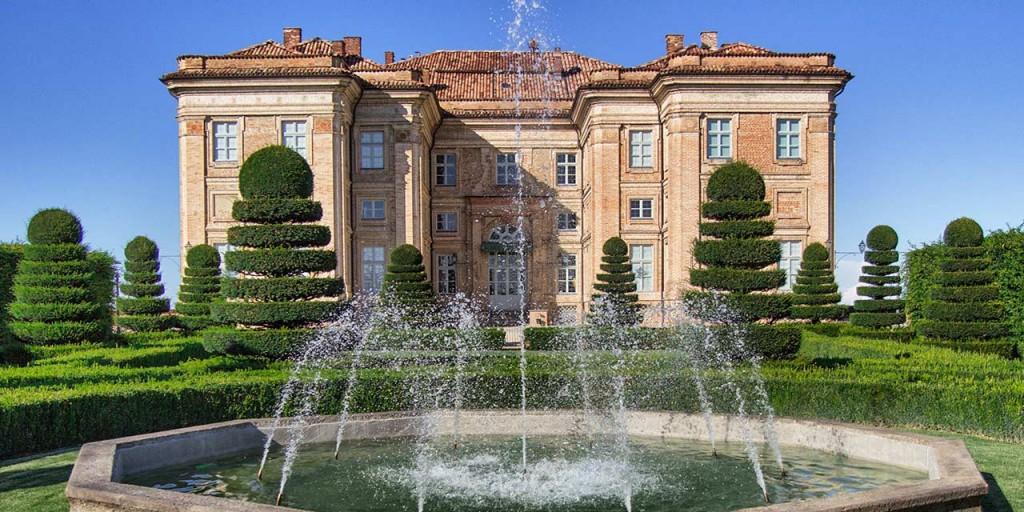 Restauro del Castello di Guarene